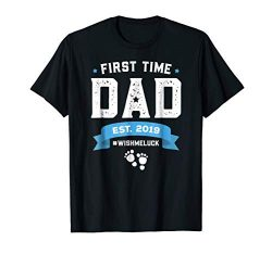 Gift For First Time New Dad To Be Shirt Father's Day T-Shirt
