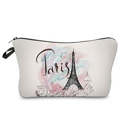 Cosmetic Bag MRSP Makeup bags for women,Small makeup pouch Travel bags for toiletries waterproof ...