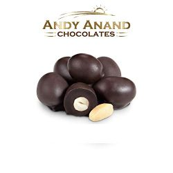 Andy Anand Dark Chocolate Peanuts Sugar Free Gift Boxed & Greeting Card, Delicious, Succulen ...