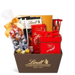 Chocolate Classics Gift Basket