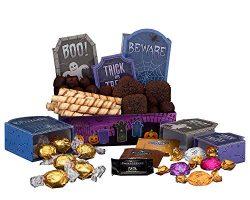 Trick or Treat Halloween Chocolate Gift Basket