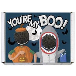 Oreo Gift Boxes – Includes Regular Oreo, Double Stuf and Mini Oreo (A Halloween Treat)