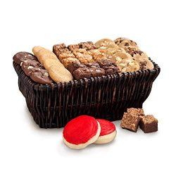 Mrs. Fields Cookies Sweet Sampler Basket (Pack Of 44)