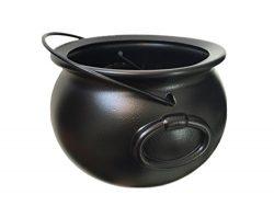 GiftExpress 8″ Black Cauldron