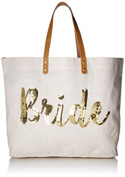 Mud Pie Bride, Gold Sequin