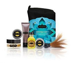 Kama Sutra Intimate Gift Sets & Fun Travel Kits THE GETAWAY KIT (Escape to a romantic paradi ...