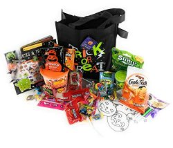 Spooky Halloween Activity and Treat Bag for Kids – Premade – Filled with Fun Activit ...