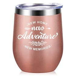 New Adventures New Home New Memories – House Warming Presents Housewarming Gifts For Women ...