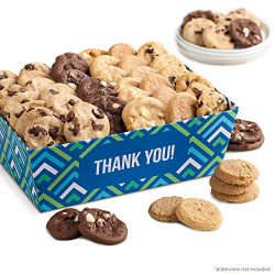 Mrs. Fields Cookies Thank You Nibbler Crate (60 Count)