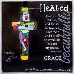 Healing Prayers/Remembrance/ Memorial/Courage/ Sympathy/Get Well Soon Gift For Men Women Cancer  ...