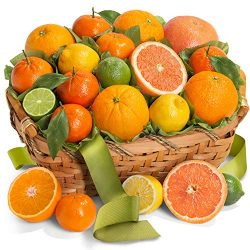 Golden State Fruit Sweet Sunshine Citrus Fruit Gift Basket