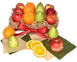 12-Piece Premium Orchard Delights Fruit Basket