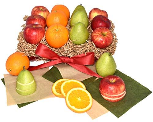 12-Piece Premium Orchard Delights Fruit Basket