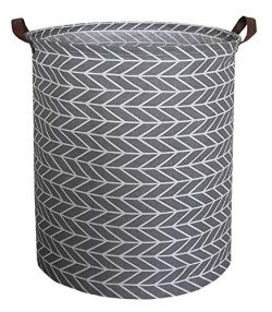 CLOCOR Toy Large Storage Bin-Cotton Storage Basket-Round Gift Basket with Handles for Toys,Laund ...