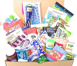 Kids Big Box of Fun Treats and Care Package – Childrens Gift Basket Perfect for Get Well o ...