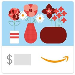 Amazon eGift Card – Flowers Just Because