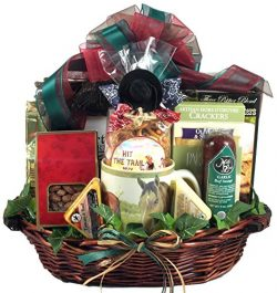 Giddy Up! – Horse Themed Gift Basket For Guys Or Girls Who Love Horses And Snacks, With Ho ...