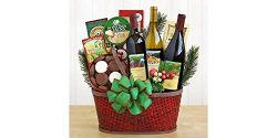 Country Bounty Food Gift Basket