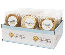 The Providence Cookie Company CONGRATULTIONS! GOURMET COOKIE GIFT choose 1, 2, 3 or 4 Dozen (1 D ...
