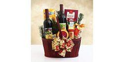 Napa Valley Charm Food Gift Basket