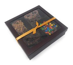Chocolate Works Assorted Chocolate Covered Pretzels Gift Box