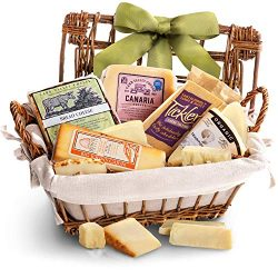 Entertainer's Artisan Cheese Hamper Gourmet Gift Basket