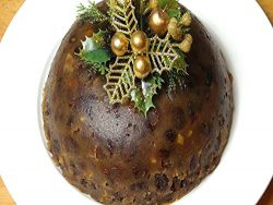 Amazing Microwave Christmas Pudding