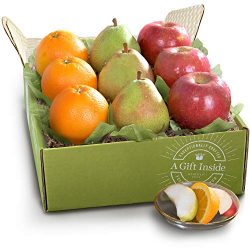 Golden State Fruit Fruitful Trio Deluxe Gift