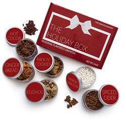 Granola Bakery's Premium Christmas Gift Baskets | Granola Christmas Food Gift Baskets | Gi ...
