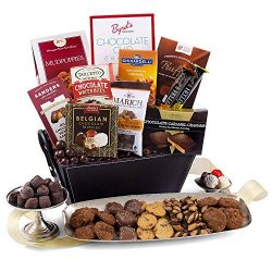 GreatArrivals Gift Baskets Gift Baskets Happy New Year: Gourmet New Year's Gift Basket,, ()