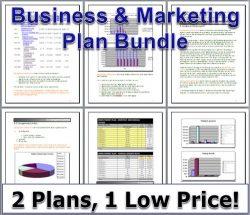 How To Start – Gift Basket Store – BUSINESS PLAN + MARKETING PLAN = 2 PLANS!