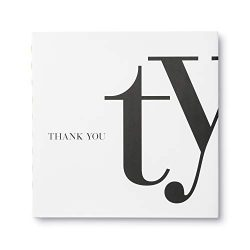 Thank You – A gift book to say thank you.