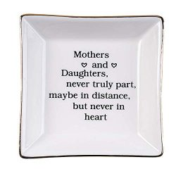 Ueerdand Gift for Mom from Daughter, Daughter Birthday Gift from Mother, Mother's Day New  ...