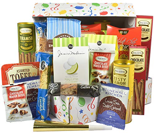 Celebration Gift Box – A Festive, Designer Box Loaded with Delicious Sweet Treats –  ...
