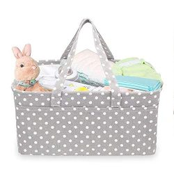 Diaper Caddy | Diaper Caddy Organizer | Diaper Organizer Caddy | Baby Organizer | Baby Basket |  ...