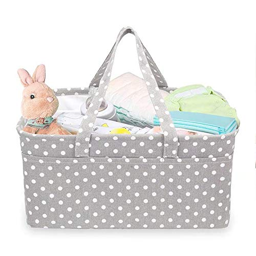 Diaper Caddy | Diaper Caddy Organizer | Diaper Organizer Caddy | Baby Organizer | Baby Basket |  ...