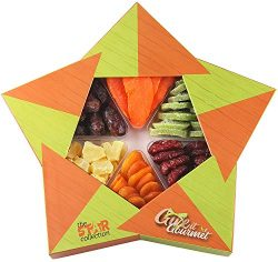 GIVE IT GOURMET, Dried Fruit Gift Baskets, Holiday fruit box, Gourmet Food Gifts, Prime Delivery ...