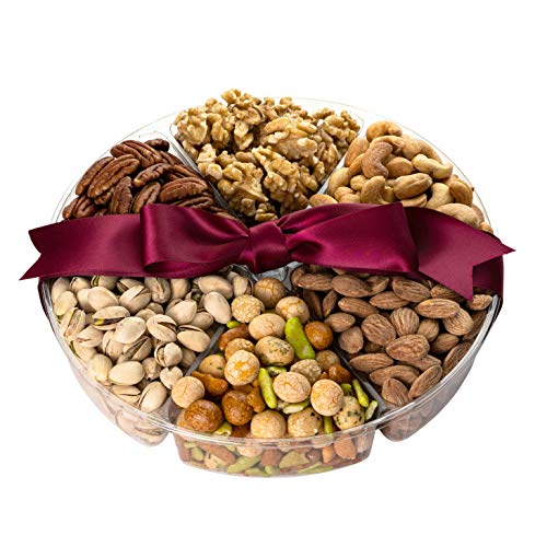 Simple Nuts Holiday Gift Baskets | Assorted Nuts Care Package, Ultra Fresh Nuts, Never Stale | G ...