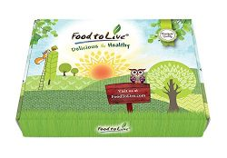 Organic Dried Fruits in a Gift Box – A Variety Pack of Prunes, Apricots, Dates, Pineapples ...
