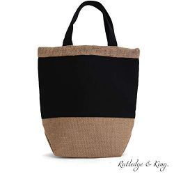 Rutledge & King Wine Bag – Wine Purse – Wine Gift Bag – Burlap Wine Bag &# ...