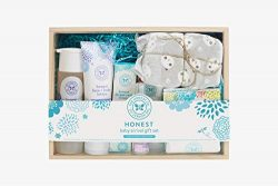 The Honest Company Baby Arrival Gift Set, Lavender
