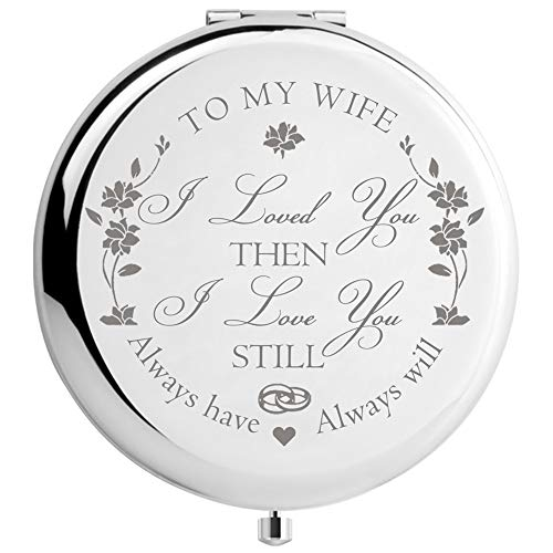 Wife Gifts from Husband Birthday Anniversary, Mothers Day Gifts for Wife, Romantic Presents for  ...