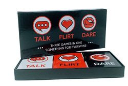 ARTAGIA Fun and Romantic Game for Couples: Date Night Box Set with Conversation Starters, Flirty ...