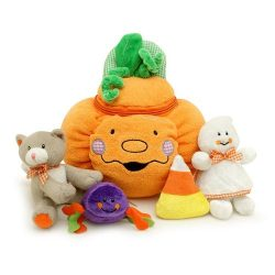 Baby's My First Pumpkin Play Set – Halloween Gift