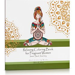 Coloring Books for the Pregnant Mom & Those That Want to Attract Pregnancy to their lives. R ...
