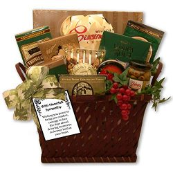 With Heartfelt Sympathy & Warm Wishes Sympathy Gift Baskets