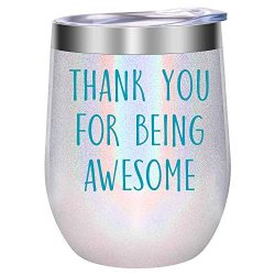 Thank You Gifts for Women – Funny Birthday, Appreciation, Friendship, Valentines, Galentin ...