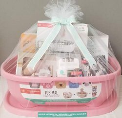 Prince Lionheart Baby Essential Gift Basket Set