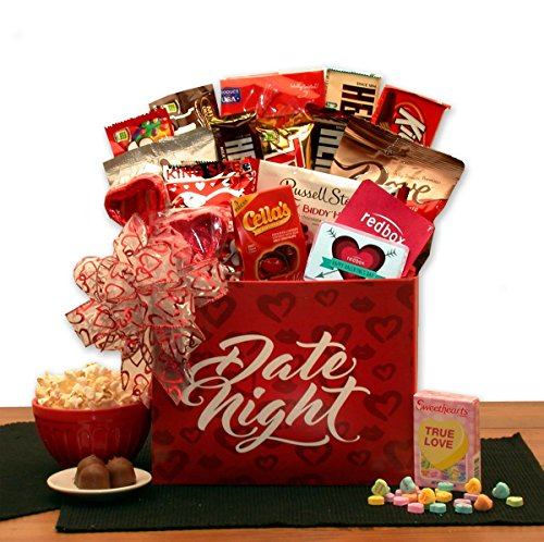 It's a Date Night Valentine Gift Box – Movie Gift Box – valentines day gifts