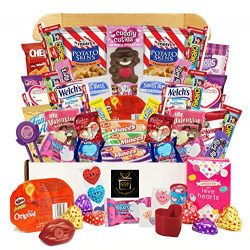 Valentines Care Package – Campus Care Package – Great for College, Kids, Adults, Stu ...